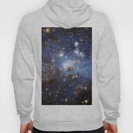 LH 95 stellar nursery in the Large Magellanic Cloud (NASA/ESA Hubble Space Telescope) Hoody
