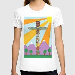All That Power T-shirt