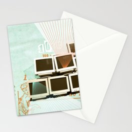 Discard Land Stationery Cards