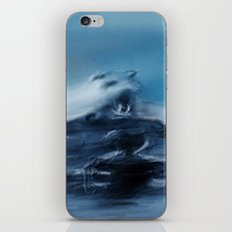 snow cave iPhone & iPod Skin