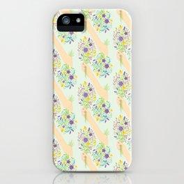 Posies iPhone Case