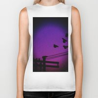let it go Biker Tanks featuring Let Go by Rick Staggs