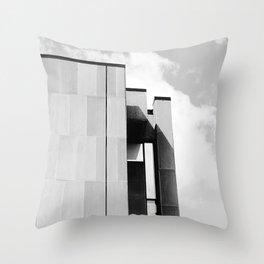 Architecture (I) Throw Pillow