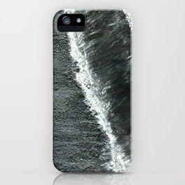 Black Sands of Iceland (2) iPhone Case