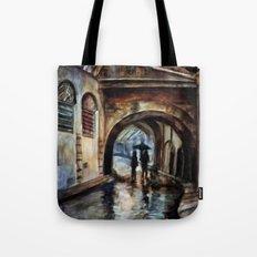 Alleywalkers Tote Bag