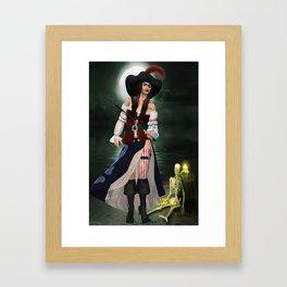 Calipso 3 Framed Art Print