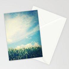 Corn Husker Stationery Cards