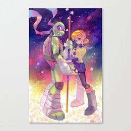 Lost Stars Canvas Print