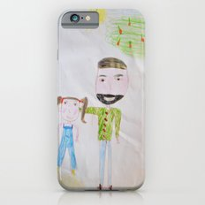 Me and my daddy iPhone 6s Slim Case