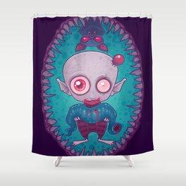Nosferatu Jr. Shower Curtain