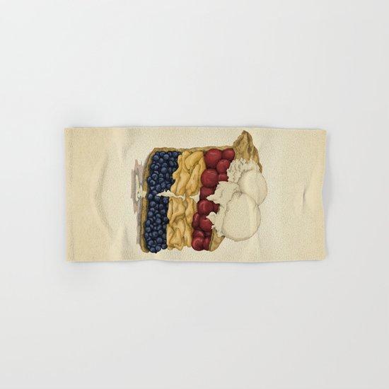 American Pie Hand & Bath Towel