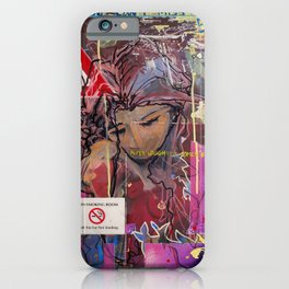 You Can't Miss the Bear iPhone Case