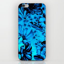 Days Blue By iPhone Skin