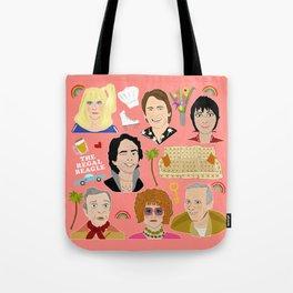 Three's Company Universe Tote Bag