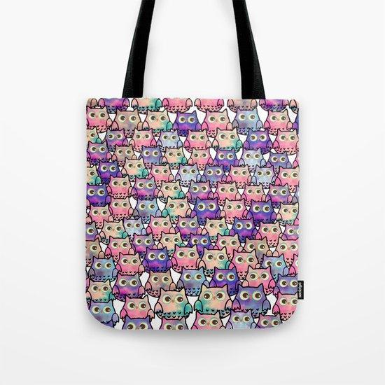 owl-12 Tote Bag