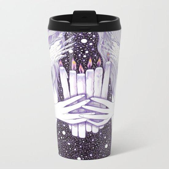 Nightwalker Metal Travel Mug