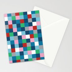 Colour Block #4 Stationery Cards