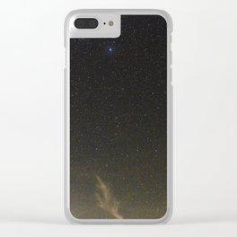 Vega Clear iPhone Case