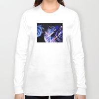 vertigo Long Sleeve T-shirts featuring Vertigo by Danielle Tanimura
