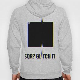 SQR? GLITCH IT! 1 Hoody