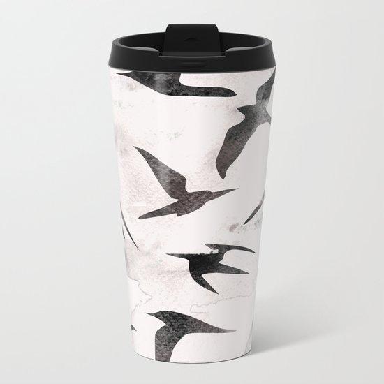 Flight Metal Travel Mug
