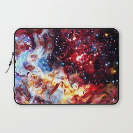 ALTERED Large Magellanic Cloud Laptop Sleeve