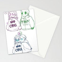 HamBurrguer Stationery Cards