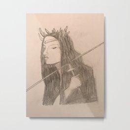 Nicnevin Metal Print