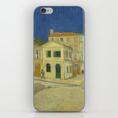 The Yellow House by Vincent van Gogh iPhone & iPod Skin