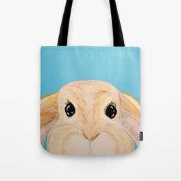 Disapproving Lop Tote Bag