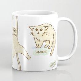 The Cat (felis catus) Coffee Mug