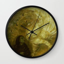 Breathless Wall Clock