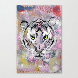 """Tiger Tiger"" Canvas Print"