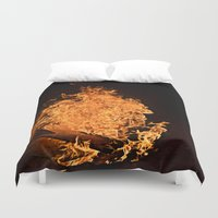 firefly Duvet Covers featuring Firefly by Skydre4mer