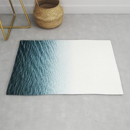 Water Photography Rug