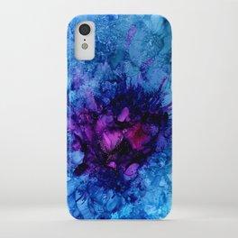 Amethyst Freeze iPhone Case