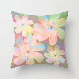 Nature 6 Throw Pillow