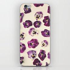Violas  iPhone & iPod Skin