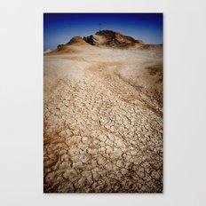 BADLANDS Canvas Print