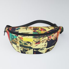 New Fire Pride One Please Fly Fanny Pack