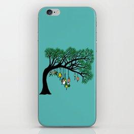 Buoy Tree by Seasons K Designs for Salty Raven iPhone Skin