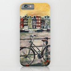 Going Dutch (blue) Slim Case iPhone 6s