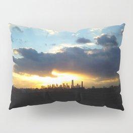 Golden City Pillow Sham