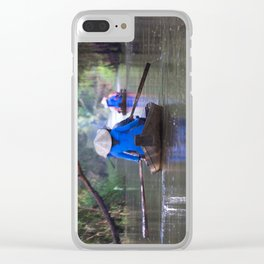 Gao Giong Boats Clear iPhone Case