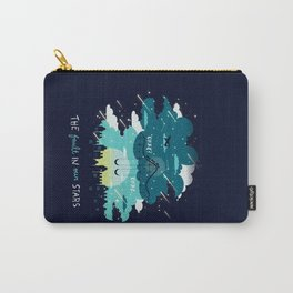 Stars and Constellations Carry-All Pouch