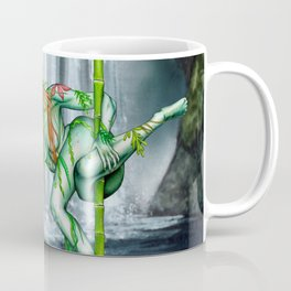 Pole Creatures - Water Nymph Coffee Mug