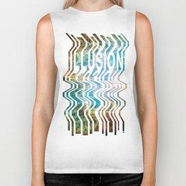 Illusion Biker Tank