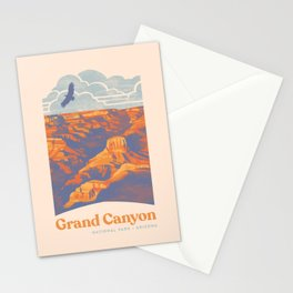Grand Canyon National Park Stationery Cards