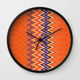 Autumn Delight Wall Clock