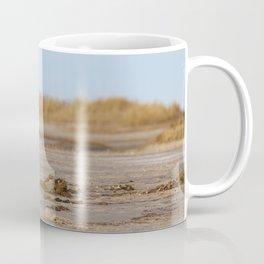 At the beach 1 Coffee Mug